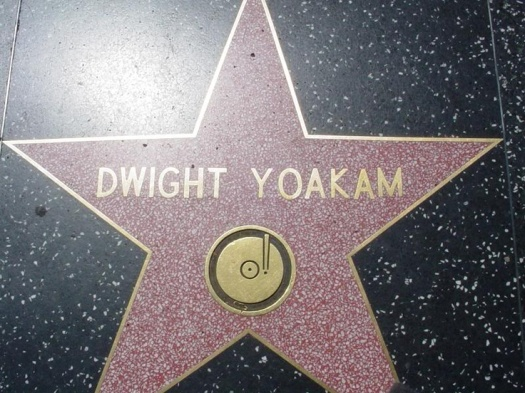 hollywood walk stars_dwight yoakam_001