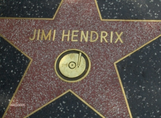 hollywood walk stars_jimi hendrix_001