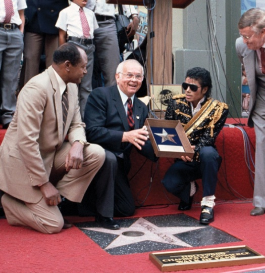 hollywood walk stars_michael jackson_001