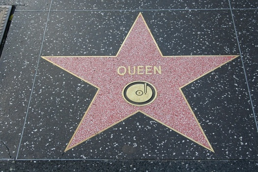 hollywood walk stars_queen_001