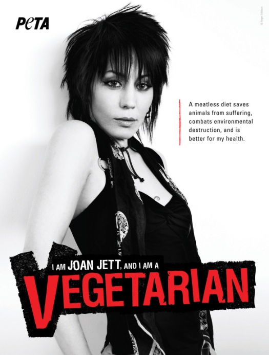 A selection of 40 PETA Celebrity Ads - dvdbash.wordpress.com