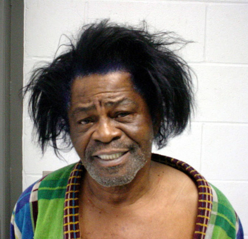 James Brown Arrested For Criminal Domestic Violence In South Carolina